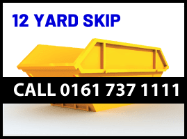 12 Yard ENCLOSED SKIP HIRE ALTRINCHAM