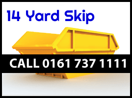 14 YARD ENCLOSED SKIP HIRE ALTRINCHAM